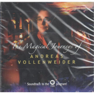 VOLLENWEIDER, ANDREAS - The Magical Journey