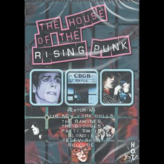 VARIOUS ARTISTS - HOUSE OF THE RISING PUNK - House Of The Rising Punk