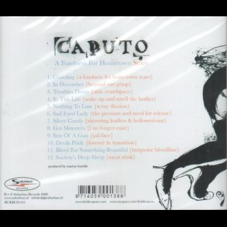 CAPUTO - A Fondness For Hometown Scars
