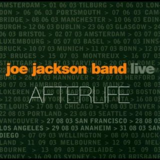 JACKSON, JOE - Afterlife (Limited Edition 2 CD)