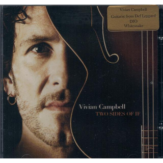 CAMPBELL, VIVIAN - Two Sides of If