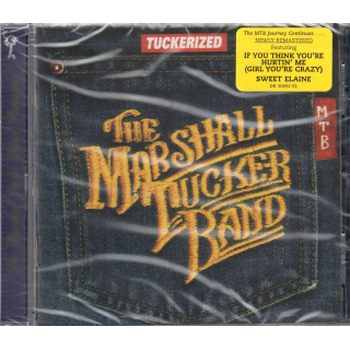 MARSHALL TUCKER BAND, THE - Tuckerized