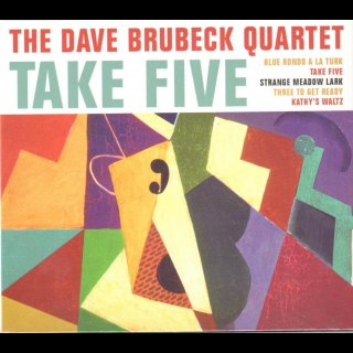 BRUBECK, DAVE - Take Five (3CD)