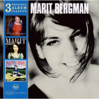 BERGMAN, MARIT -  Original Album Classic Box-Set