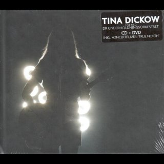 DICKOW, TINA - LIVE With The Danish National Chamber Orchestra (CD/DVD)