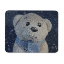 Mousepad, BEAR PAD - Winter Edition, Motiv Snowy Bear,...