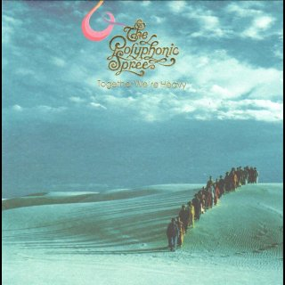 POLYPHONIC SPREE, THE - Together Were Heavy