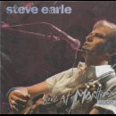 EARLE, STEVE - Live At Montreux 2005