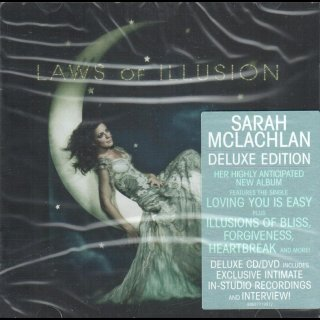 McLACHLAN, SARAH - Laws Of Illusion (Deluxe CD/DVD)