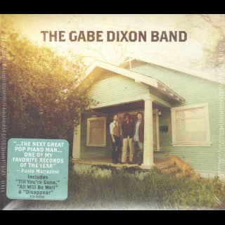 GABE DIXON BAND, THE - s/t