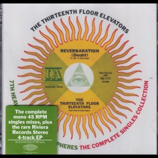 THIRTEENS FLOOR ELEVATORS, THE - The Complete Singles Collection