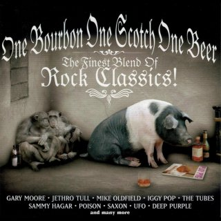 VARIOUS ARTISTS - One Bourbon, One Scotch, One Beer - The Finest Blend Of Rock Classics!