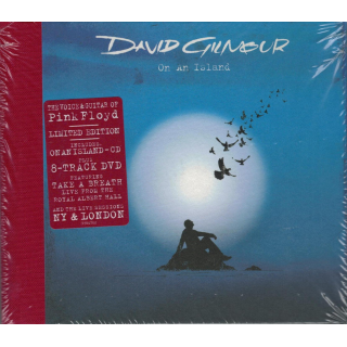 GILMOUR, DAVID - On An Island - Limited Edition (CD+DVD)