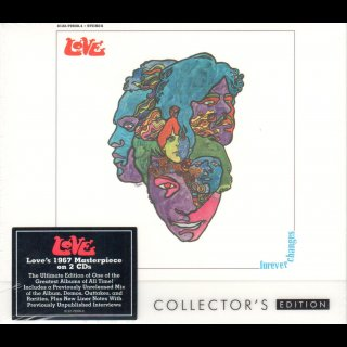 LOVE - Forever Changes - Collectors Edition