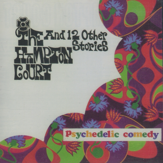 HAMPTON COURT, THE - The Hampton Court And 12 Other Stories (Psychedelic Comedy)