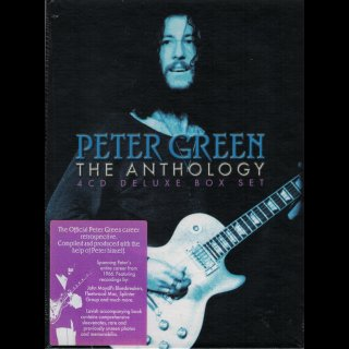 GREEN, PETER - The Anthology (4 CD)