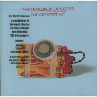 TEARDROP EXPLODES, THE - The Greatest Hits