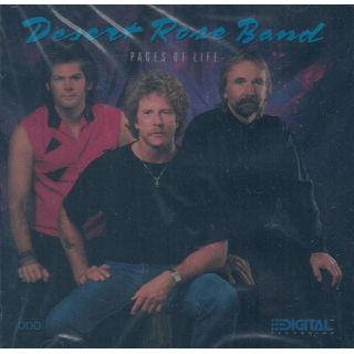 DESERT ROSE BAND - Pages Of Life