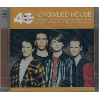 CROWDED HOUSE - Alle 40 Goed
