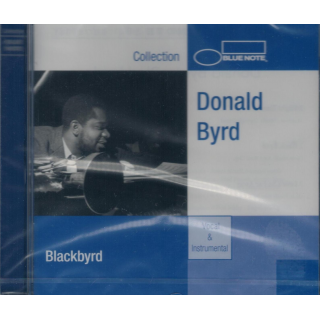 BYRD, DONALD - Blackbyrd