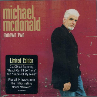 McDONALD, MICHAEL - Motown Two (+ Motown One)
