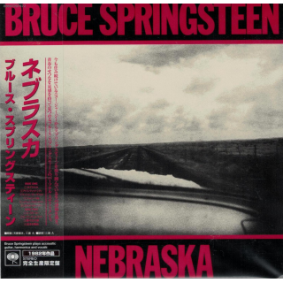 SPRINGSTEEN, BRUCE - Nebraska (Japan Papersleeve Version)