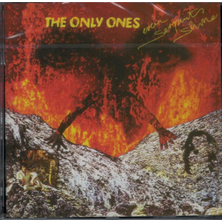 ONLY ONES, THE - Even Serpents Shine
