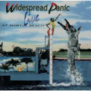 WIDESPREAD PANIC - Live At Myrtl Beach