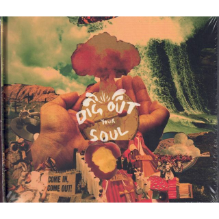 OASIS - Dig Out Your Soul (CD + DVD)