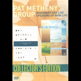 PAT METHENEY GROUP - Imaginary Day Live / Speaking Of Now Live