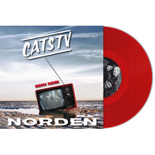 CATS TV - Norden (Lim. Ed. Red Vinyl)